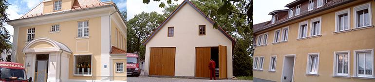 Tischlerei Seidel GbR - Türen und Fenster