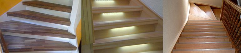 Tischlerei Seidel - Treppen und Innenausbau